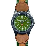 Ion, Green EL Military Dial, Outrider Band