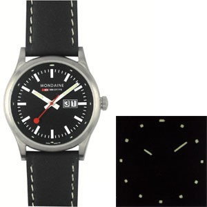Sport Night Vision - Big Date Black Dial