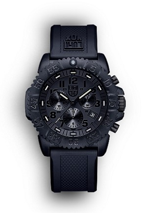Colormark Chronograph Blackout