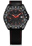 Red Alert T100 with Rubber Strap